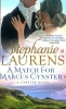 Laurens, Stephanie, Match for Marcus Cynster