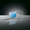 , info/prijsstandaard Sigel A9 dwars transparant acryl doos a 10 stuks