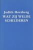 Judith Herzberg, Wat zij wilde schilderen