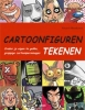 <b>Vincent Woodcock</b>,Cartoonfiguren tekenen