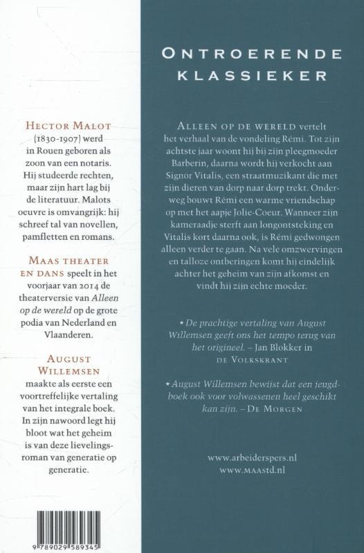 Hector Malot,Alleen op de wereld