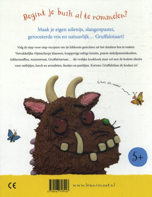 Julia Donaldson,Gruffalotaart en andere recepten
