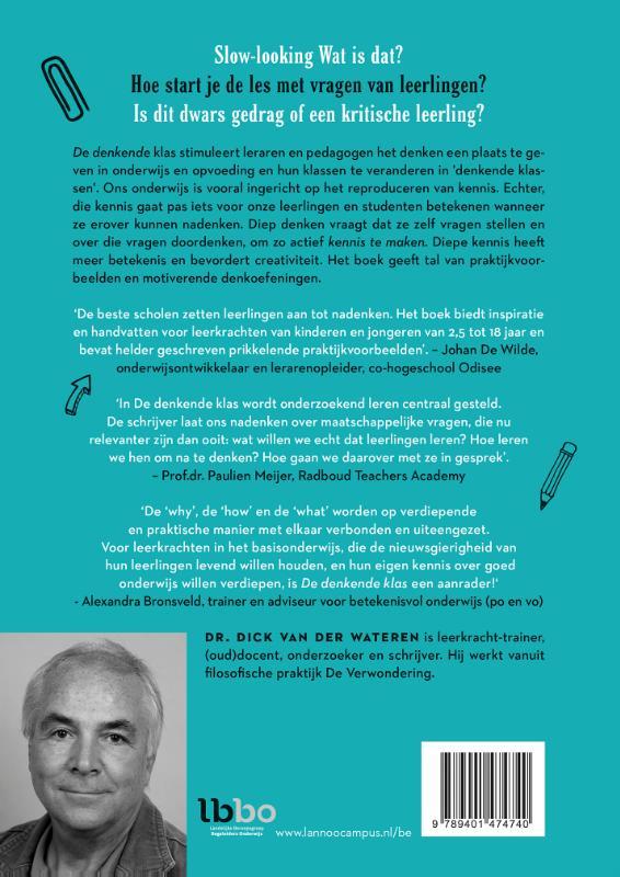 Dick van der Wateren,De denkende klas