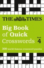 The Times Mind Games Times Big Book of Quick Crosswords Book 4