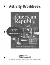 McGraw-Hill Education American Republic to 1877, Activity Workbook, Student Edition