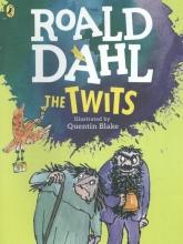 Roald Dahl The Twits - Colour Edition