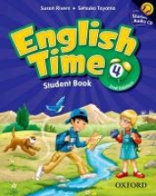 English Time 4. 2nd edition.  Student`s Book and Audio CD