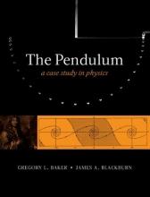 Gregory L. (Bryn Athyn College of the New Church, Pennsylvania, USA.) Baker,   James A. (Wilfrid Laurier University, Ontario, Canada.) Blackburn The Pendulum