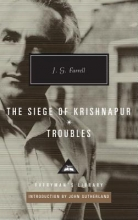Farrell, J. G. The Siege of Krishnapur Troubles