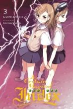 Kamachi, Kazuma A Certain Magical Index the Novel 3