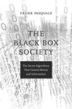 Pasquale, Frank The Black Box Society