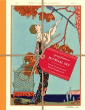 Art & Fashion of George Barbier Petite Journal Set