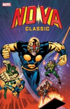 Wolfman, Marv,   Kraft, David Anthony Nova Classic 2