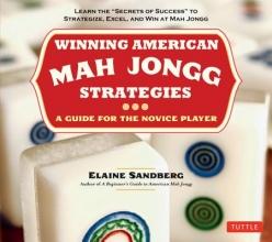 Sandberg, Elaine Winning American Mah Jongg Strategies