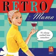 Retro Mama 2017 Calendar