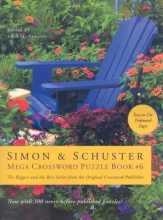 Simon & Schuster Mega Crossword Puzzle Book