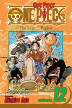 Oda, Eiichiro One Piece 12