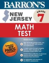 Scott, Kristen Barron`s New Jersey Grade 7 Math Test