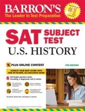 Senter, Kenneth R.,   Resnick, Eugene V. Barron`s SAT Subject Test U.S. History