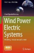 Rekioua, Ziani Djamila Wind Power Electric Systems