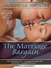 Probst, Jennifer The Marriage Bargain