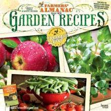 Farmers` Almanac Garden Recipes 2017 Calendar