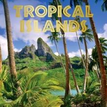 Tropical Islands 2017 Calendar