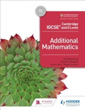 Hanrahan, Val Cambridge IGCSE and O Level Additional Mathematics