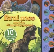 , Brul mee met de dinosaurussen!, 10 dinosaurusgeluiden