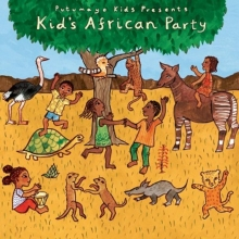 PUTUMAYO KIDS PRESENTS*KIDS AFRICAN PARTY(CD)