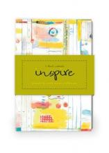 Inspire Blank Notebook