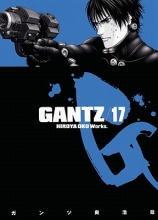 Oku, Hiroya Gantz, Volume 17