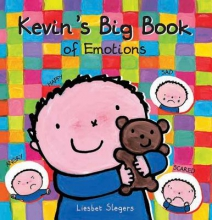 Slegers, Liesbet Kevin`s big book of emotions