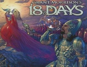 Morrison, Grant Grant Morrison`s 18 Days