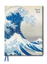 Great Wave (Blank Sketch Book)