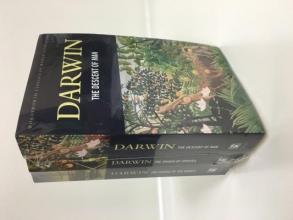 Darwin, Charles The Best of Charles Darwin 3 Volume Set