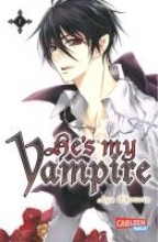 Shouoto, Aya He`s my Vampire 01