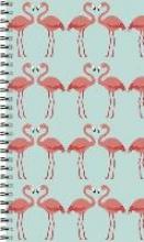 Taschenkalender Youngtimer Flamingo 2017
