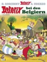 Goscinny, René Asterix 24: Asterix bei den Belgiern