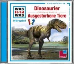 Baur, Manfred Was ist was H�rspiel-CD: DinosaurierAusgestorbene Tiere
