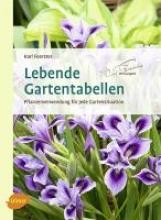 Foerster, Karl Lebende Gartentabellen