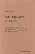 Runze, Klaus Karl-Boguslav  1933-45