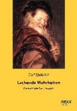 Spitteler, Carl Lachende Wahrheiten