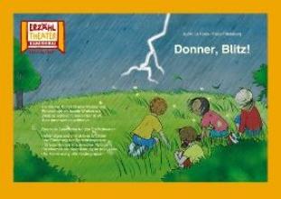 Huray, Judith Le Kamishibai: Donner, Blitz!