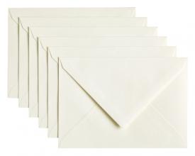 , Envelop Papicolor C6 114x162mm anjerwit
