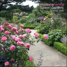 , Tuinen - Gardens, Modeste Herwig maandkalender 2021