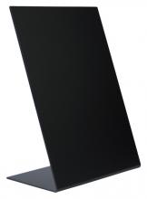 , Krijtbord Securit A5 L-bord verticaal