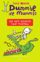 Tosca Menten , Dummie de mummie en het geheim van Toemsa