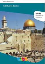 J.L.G. van Oudheusden Feniks 2e fase vwo Het Midden-Oosten