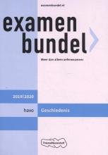 M.M.P.C  Bolink , Examenbundel havo Geschiedenis 2019/2020